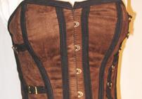 corset femreture