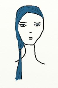 Tutoriel coiffure : la bugne