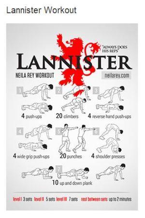 lannister programme