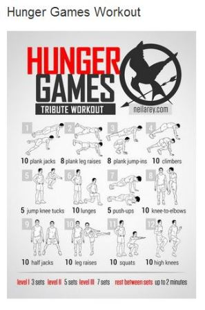 programme hunger games