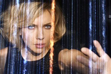 LUCY - 2014 FILM STILL - Lucy (SCARLETT JOHANSSON) - Photo Credit:  Universal Pictures