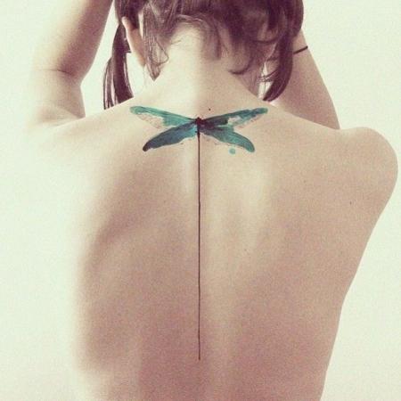 tatouage-de-libellule-9854