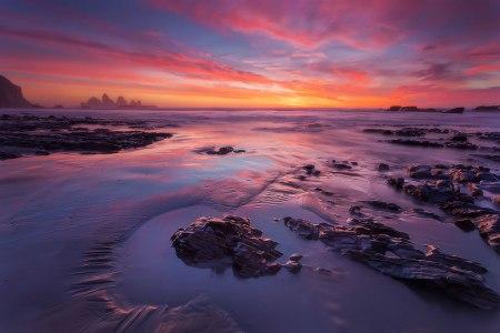 crepuscule-plage