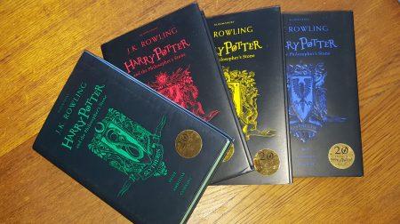 Harry Potter en Anglais, édition des 20 ans !